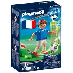 70480 - Playmobil Sports & Action - Joueur de foot français A