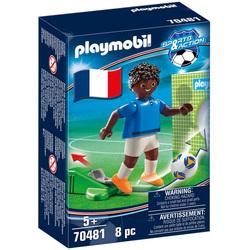 70481 - Playmobil Sports & Action - Joueur de foot français B