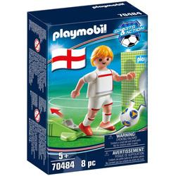 70484 - Playmobil Sports & Action - Joueur de foot anglais