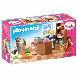 70257 - Playmobil Heidi - Epicerie de la famille Keller