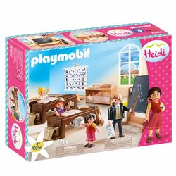 70256 - Playmobil Heidi - Salle de classe à Dörfli