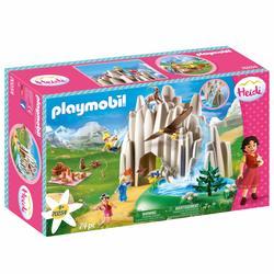 70254 - Playmobil Heidi - Heidi Peter et Clara au lac du cristal