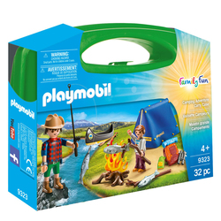 9323 - Playmobil City Life - Valisette campeurs