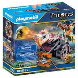 70415 - Playmobil Pirates - Canonnier pirate