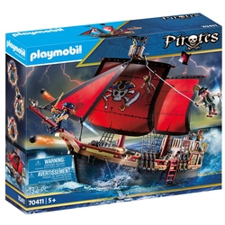 70411 - Playmobil Pirates - Bateau pirates
