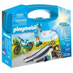 9107 - Playmobil Sports et Action - Valisette sports extrêmes