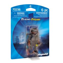 70238 - Playmobil Friends - Policier d'élite