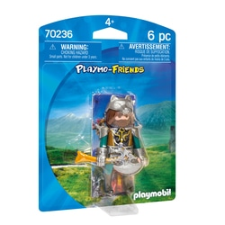 70236 - Playmobil Friends - Guerrier du Loup