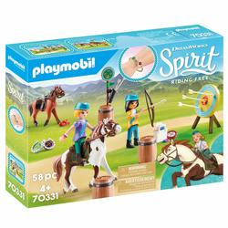 70331 - Playmobil Spirit - Base d'entraînement