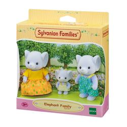 Sylvanian Families - 5376 - La famille éléphant
