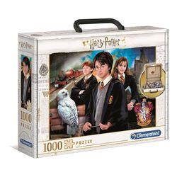 Puzzle Harry Potter : Valisette 1000 pièces