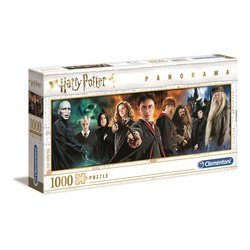 Puzzle 1000 pièces Panorama - Harry Potter