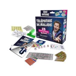Coffret magie Télépathie de malade avec Eric Antoine