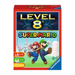 Level 8 Super Mario