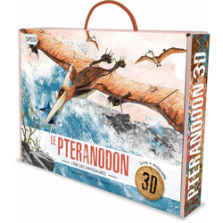 Maquette 3D Ptéranodon