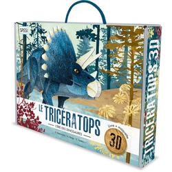 Le Tricératops 3D - L'ère des dinosaures
