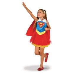 Déguisement robe tutu Supergirl 5/6 ans