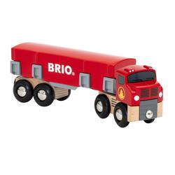33657 - Brio World - Camion de transport de bois