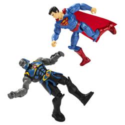 Coffret 2 figurines DC Comics 10 cm