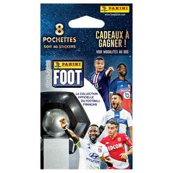 Stickers Panini Foot 2019-2020 8 pochettes