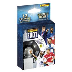 Stickers Panini Foot 2019-2020 15 pochettes