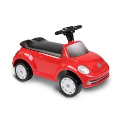 Porteur Coccinelle VW rouge