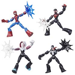 Figurine 15 cm Bend and Flex - Spiderman