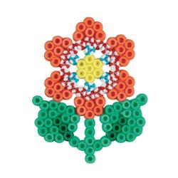 Perles à repasser fleur