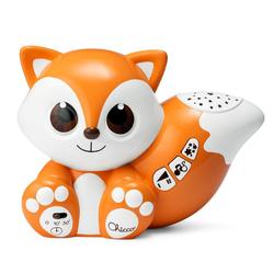 Veilleuse Foxy projection colorée