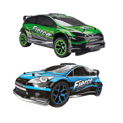 Voiture RC rallye high speed 1/18
