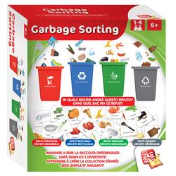 Jeu de tri écologique - Quelle poubelle choisir ?