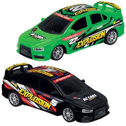 Voiture Rallye Fast Car radiocommandée en assortiment