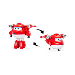 Figurine Super Wings Transforming Super Charge