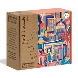 Puzzle éducatif 60 pièces Find It Hiver - Play For Future