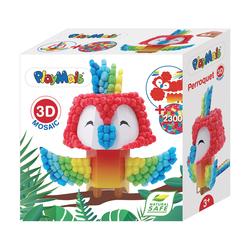 Perroquet 3D Playmais