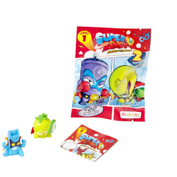 Super Zings - Sachet deux figurines