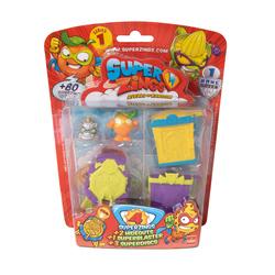 Super Zings - Blister 4 figurines