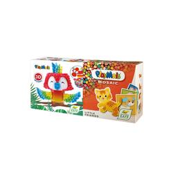 Coffret Playmais perroquet 3D avec mosaïques animaux de compagnie