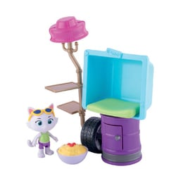 Playset deluxe figurine Milady 44 Chats