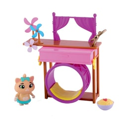 Playset deluxe figurine Pilou 44 Chats