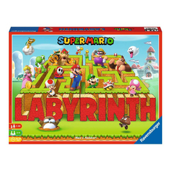 Labyrinthe Super Mario