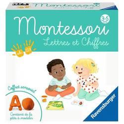 Montessori - Lettres et chiffres