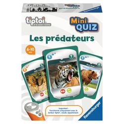 Tiptoi Mini Quiz les prédateurs