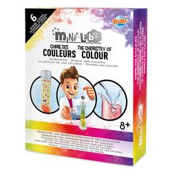 Mini Lab chimie des couleurs