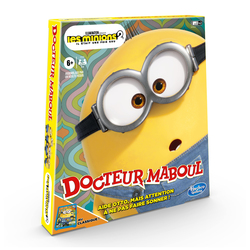Docteur Maboul Les Minions