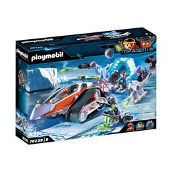 70230 - Playmobil Top Agents - Véhicule de commande de la Spy Team