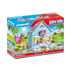 70376 - Playmobil City Life - Le Salon de coiffure