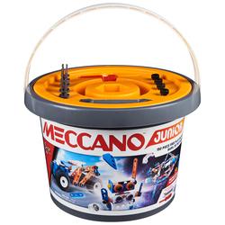 Meccano Junior - 10 constructions - Boîte de 150 pièces