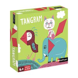 Tangram-jeu des sept pièces