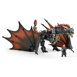 Briques Mega Construx - Daenerys et Drogon